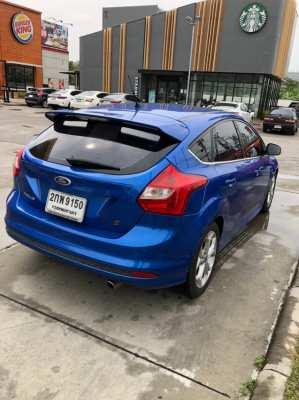 ขาย รถยนต์ FORD FOCUS Top มีซันรูฟ สีน้ำเงิน ปี2012