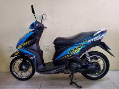 Yamaha Mio125i MX หัวฉีด ปี2016 สภาพเกรดA 14783 กม. เอกสารพร้อมโอน