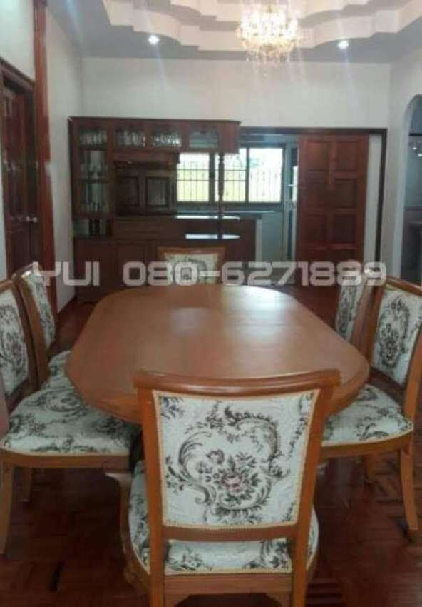 Big land size 139 sq.wah. one story house for sale North Pattaya.