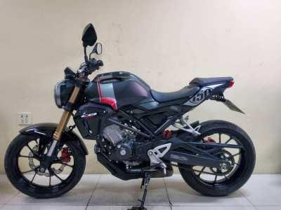 All NEW Honda CB150R ปี2020 โฉมใหม่ล่าสุด  สภาพเกรดA 5204 กม.