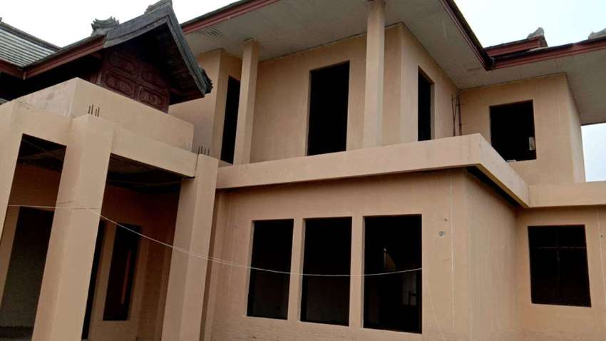 ฿6699000/50% REDUCED - 483m2 - 60% complete Thai estate in Mae Taeng
