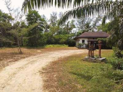 Rare development opportunity in Phang Nga, Thai Mueang