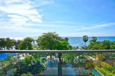 For Rent   Spacious Studio   ZIRE WONGAMAT (Wongamat Beach)