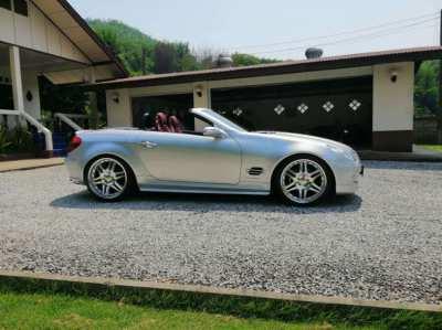 Mercedes SLK200 R171 Brabus only 23,000km