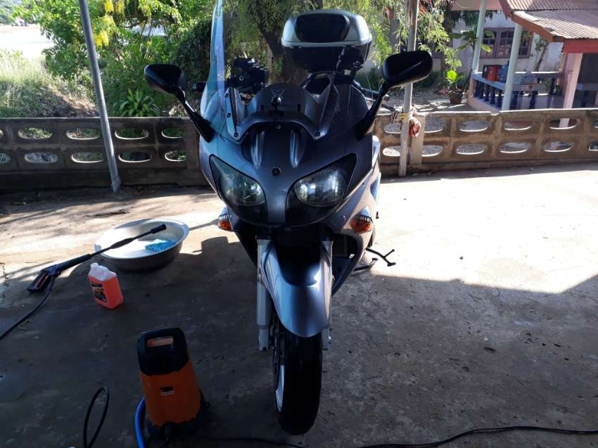 free delivery,rare fjr1300,in thailand