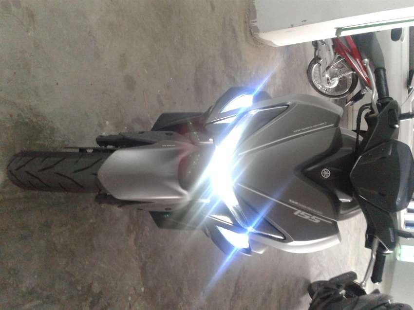 Yamaha Aerox ABS