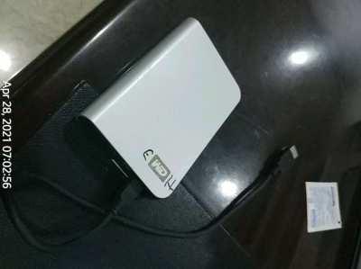 Sale=   Mac Pro computer 17 w/ ext HD