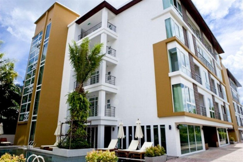 1 Bedroom apartment 50 Sqm. for sale in Patong