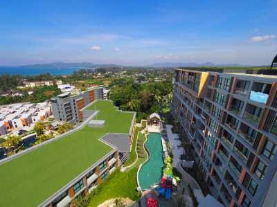 1 bedroom Condo for sale at The Panora Phuket Condominium Phuket