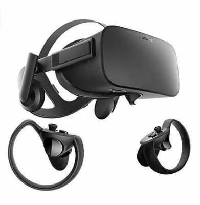 oculus rift virtual reality glasses in good condition!