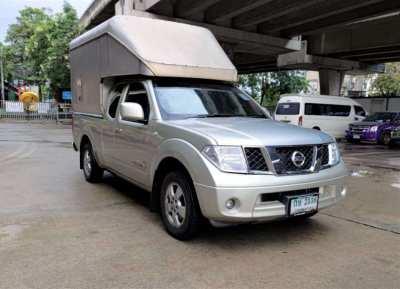 2010 Nissan Navara 2.5 diesel MT 199,000