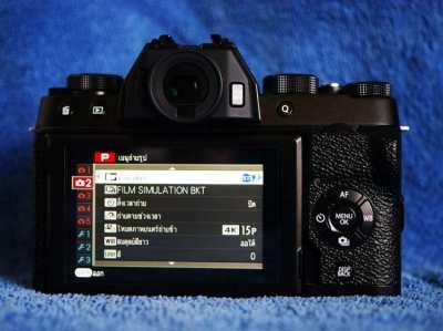 Fuji Fujifilm X-T100 Black Body (4K, Wi-Fi, BT), XT-100, XT100
