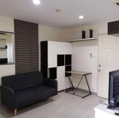 LPN Bodin Ramkamhang TowerB1 FL5 JUST renovated 2ACs huge closet 7-11