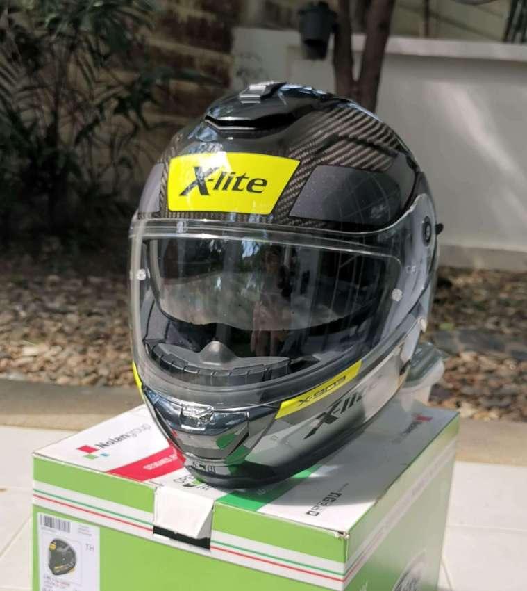 X-LITE X-903 Carbon Helmet, Size M, New