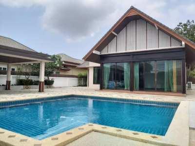 Beautiful pool villa in Huay Yai