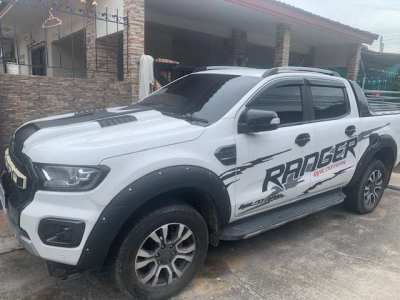 2019 Ford Wildtrak 2.0L Turbo 10AT ONLY 889km on the clock, New Car