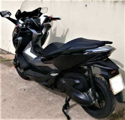 08/2019 Honda Forza 300 112.900 ฿ Easy finance by shop