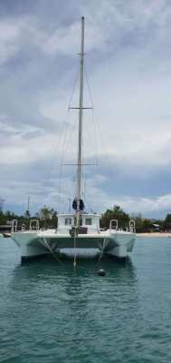 43feet catamaran (need fast sell)