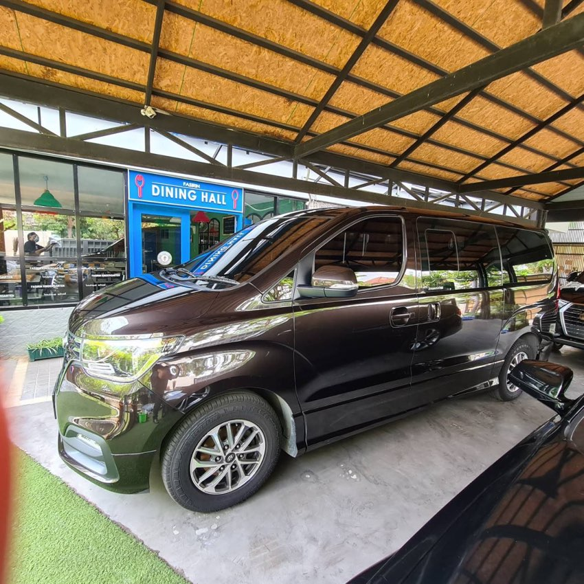 ขายรถ Hyundai H-1 2.5 Elete