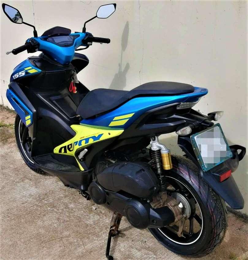 08/2018 Yamaha Aerox 155 42.900 ฿ Easy finance by shop