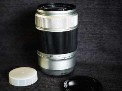 Fujifilm Fuji Fujinon XC 50-230mm F4.5-6.7 OIS II Silver Lens
