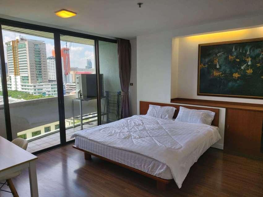 Luxury condo in the heart of the city 64 sm Walk 3 min BTS Ratchadamri