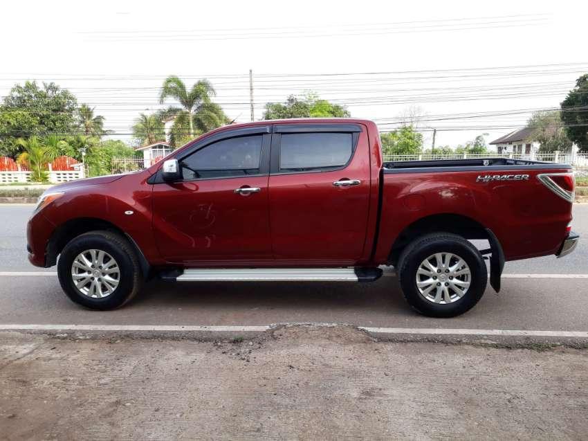 2015,excellent top range,low kilo,auto mazda bt50 pro,4 door
