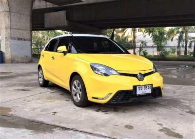 2017 MG3 1.5 D auto