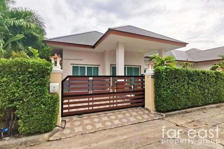 Baan Dusit Pattaya Garden Pool Villa