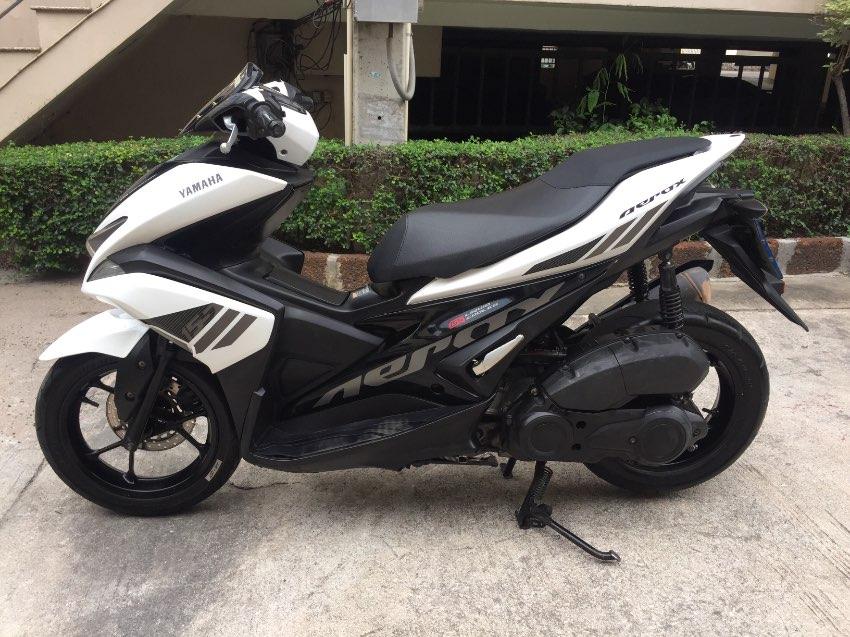 Aerox 155 cc