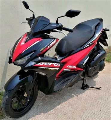 12/2019 Yamaha Aerox 155 43.900 ฿ Easy finance by shop