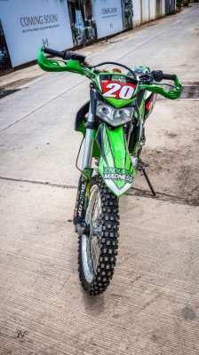 Kawasaki KLX 250 2010 Model