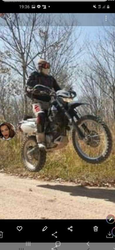 Kawasaki  klx 300  for rent