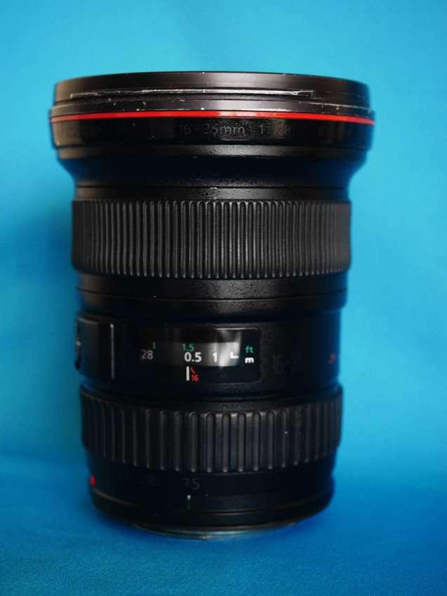 Canon EF 16-35mm F/2.8 L II USM Weather-Sealed Professional Lens