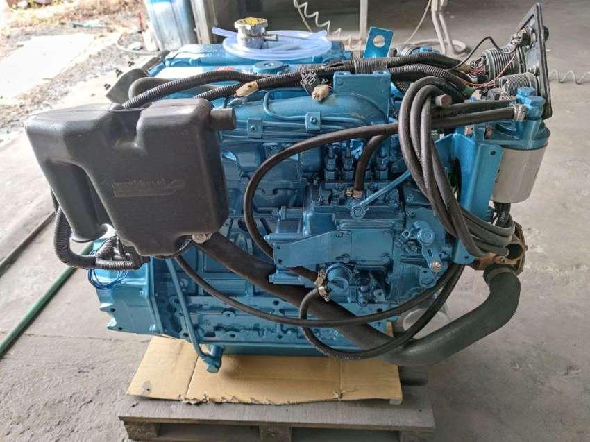 Nanni Marine Diesel Engine