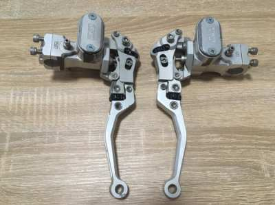ISR 21-012 Radial Master Cylinder 2 pieces