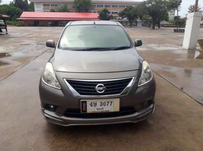 Nissan almera 1.2 petrol auto