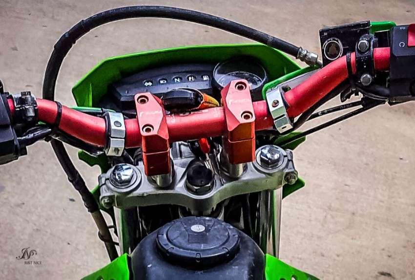 Kawasaki KLX 150 ## PLEASE NOTE IT IS 150CC ##