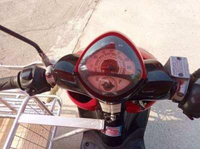 Samlohr, Saleng, Dreirad, Suzuki 125cc