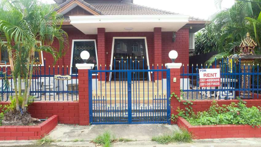3 bed house for rent long term