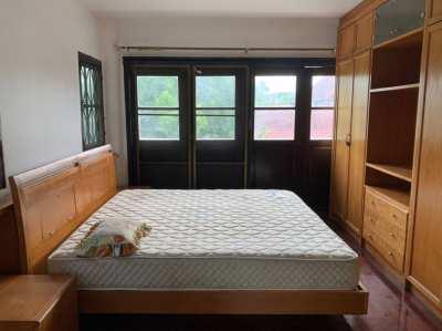 ขายบ้านเดี่ยว ขนาด 100 ตารางวา 4 ห้องนอน 4 ห้องน้ำ วัสดุแข็งแรงมาตรฐาน
