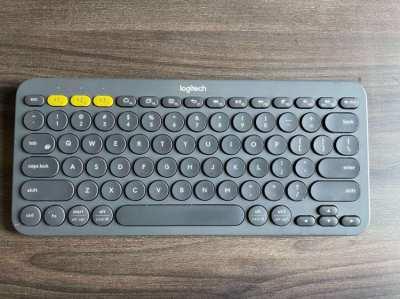 Logitech Portable Bluetooth Keyboard