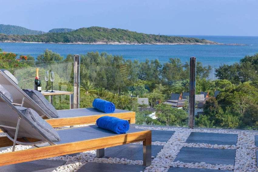 Three Bed 430 SQM Private Pool, Panoramic Sea View