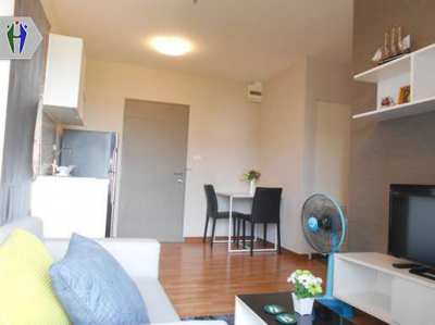 Condo for Rent The Trust South Pattaya (Conner Unit)