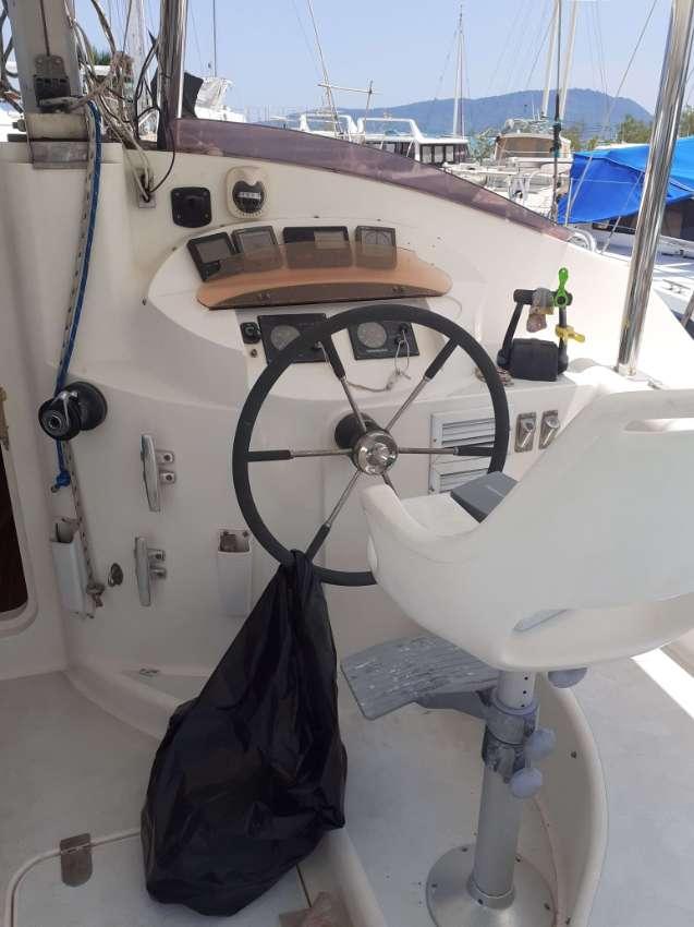 Prout 38 catamaran