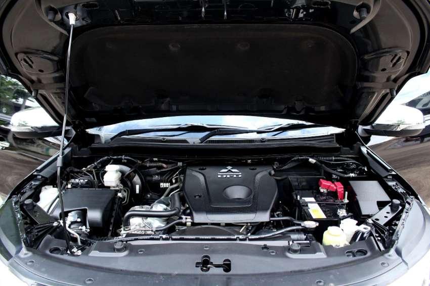 2019(mfd' 19) Mitsubishi Triton 2.4 GT Premium A/T 4WD