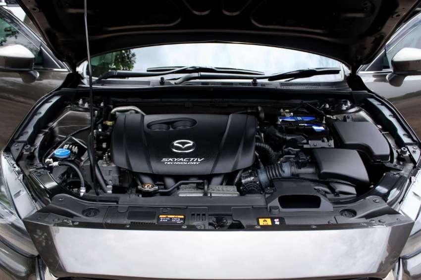 2019(mfd '17) Mazda3 2.0 SP A/T