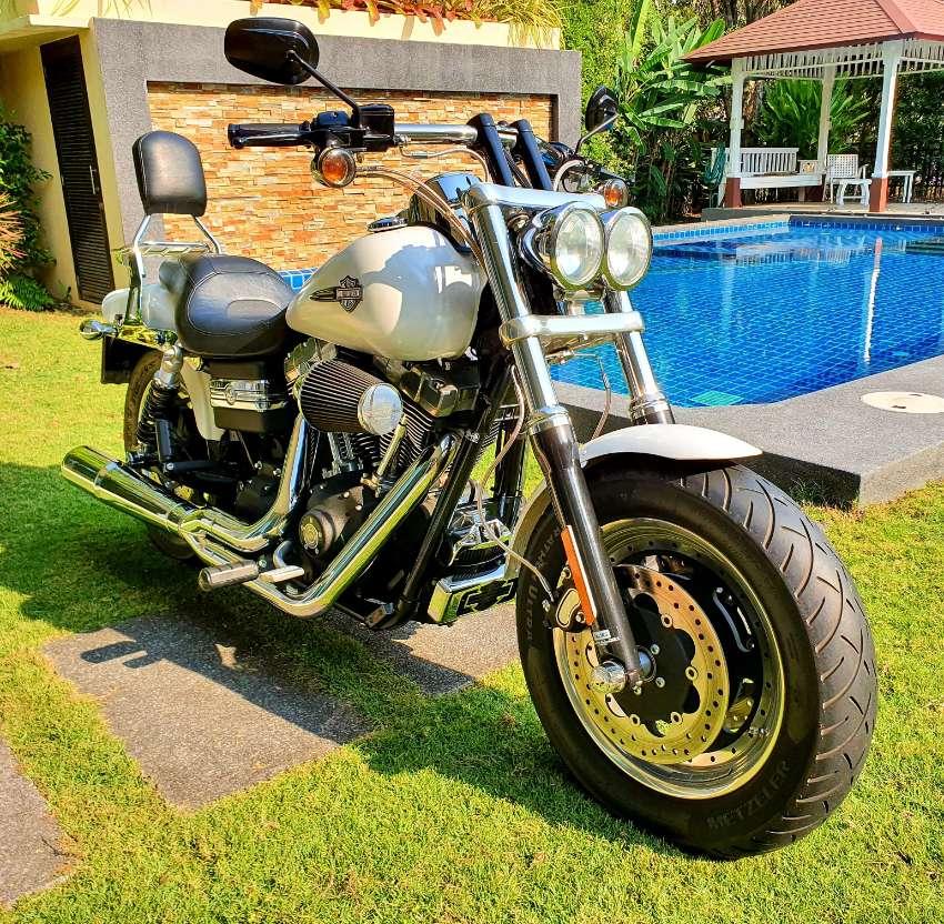 Harley Davidson 2011 Fat Bob