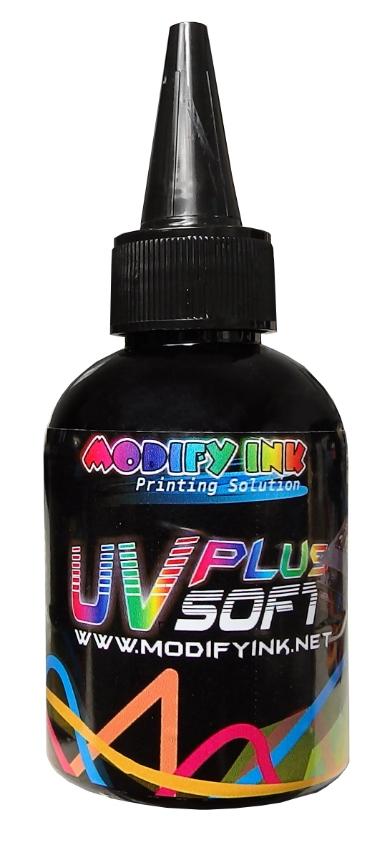 UV LED PLUS INK 100ml Cyan ( Soft )