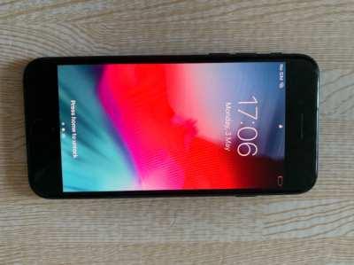 (ภูเก็ต) IPhone 7, 32GB สีดำ 5,000฿ งดต่อ